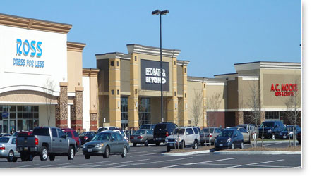 Landstown Commons Is Located At The Intersection Of Princess Anne And Dam Neck Roads In Virginia Beach The Shopping Center Is In Close Proximity To The